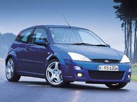 2003 Ford Focus SVT Overview