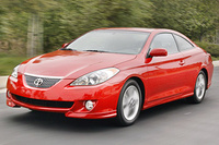 2004 Toyota Camry Solara Overview