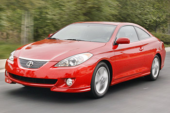 Picture of 2004 Toyota Camry Solara SLE V6