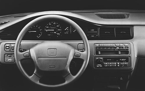 Picture of 1994 Honda Civic Coupe, interior, gallery_worthy