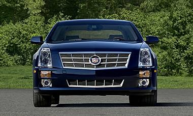 Picture of 2009 Cadillac STS