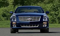 Picture of 2009 Cadillac STS, exterior, gallery_worthy