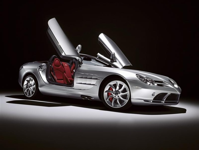 Picture of 2009 Mercedes-Benz SLR McLaren Roadster