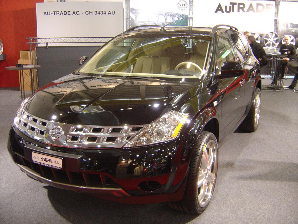 Nissan Murano Cars Photos