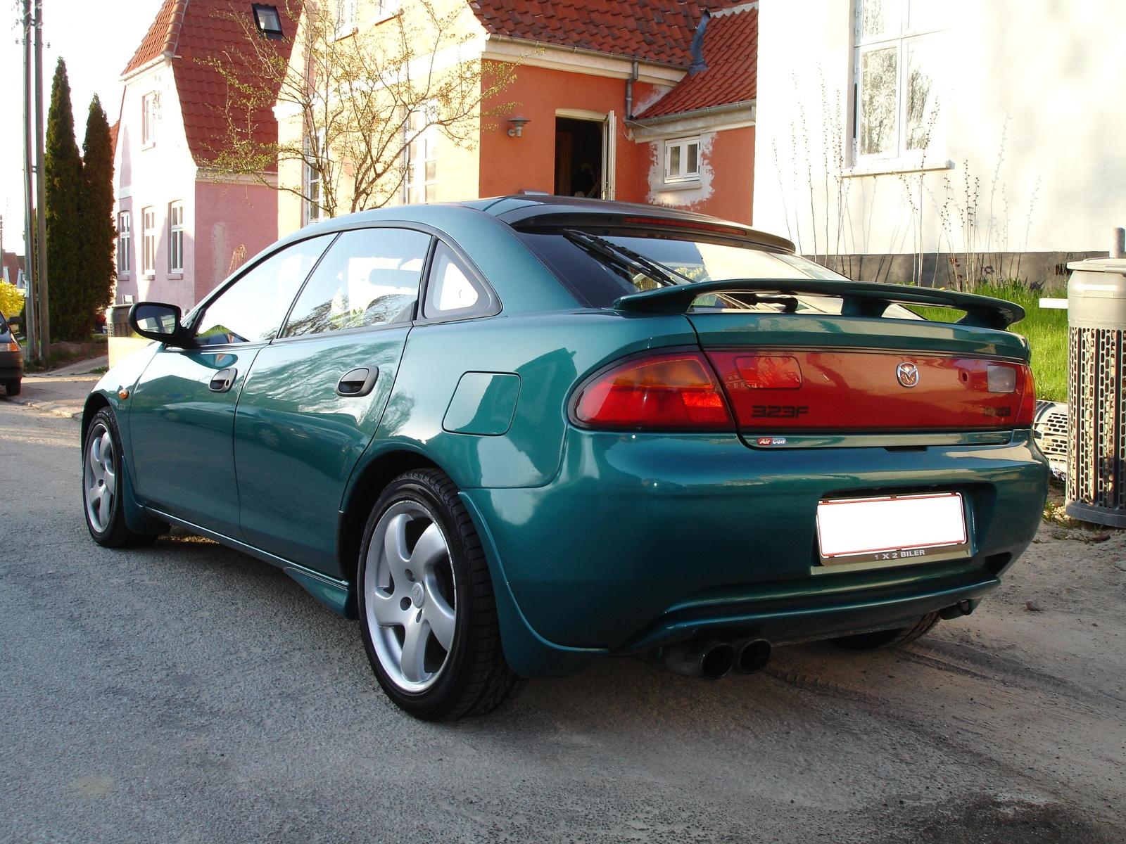 1999 Mazda Tribute
