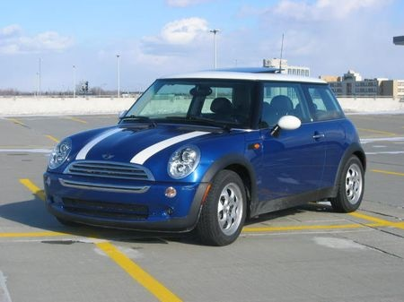 2005 MINI Cooper Reviews C2842 on plymouth roadster