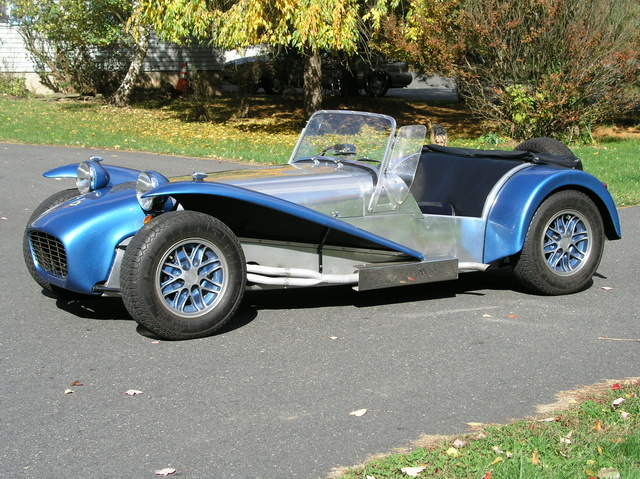 Picture of 1962 Lotus Seven, exterior, gallery_worthy