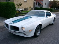 1970 Pontiac Trans Am Overview
