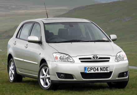 Picture of 2004 Toyota Corolla