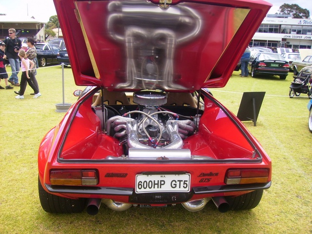 Picture of 1972 De Tomaso Pantera, exterior, engine, gallery_worthy