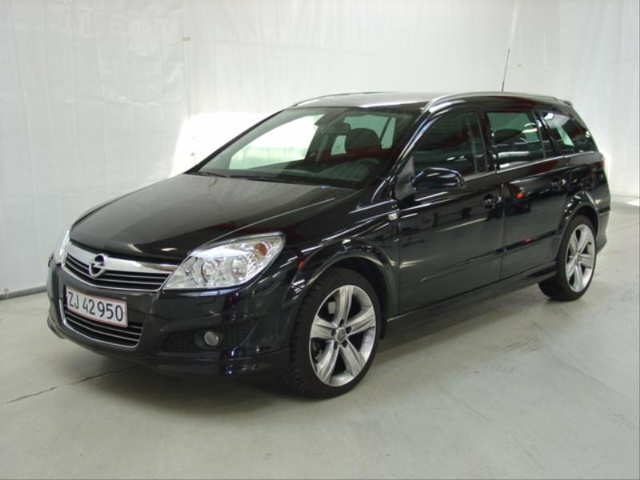 Picture of 2007 Opel Astra, exterior, gallery_worthy