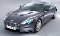 2008 Aston Martin DBS Picture Gallery