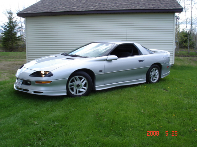 1996 Chevrolet Camaro Related Infomation Specifications