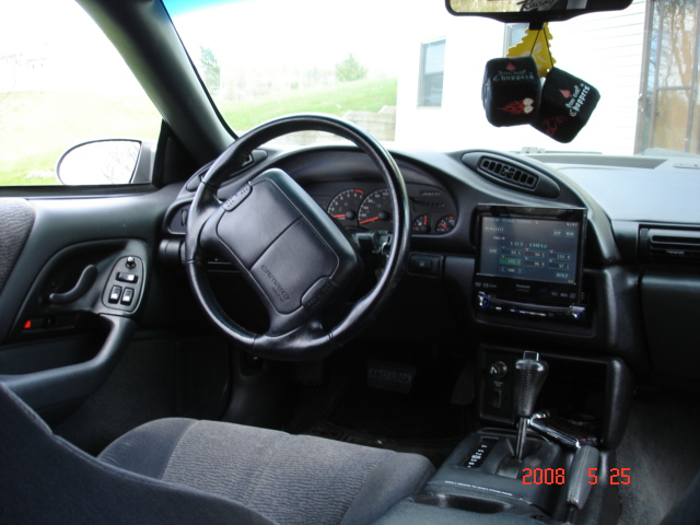 1996 chevrolet camaro 2 dr rs