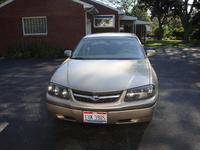 2001 Chevrolet Impala Base picture, exterior