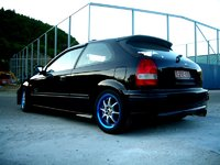 Picture of 1999 Honda Civic DX Hatchback, exterior