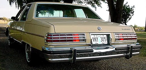 Picture of 1977 Pontiac Bonneville, exterior