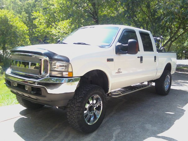 Picture of 2004 Ford F-250 Super Duty Lariat 4WD Crew Cab SB