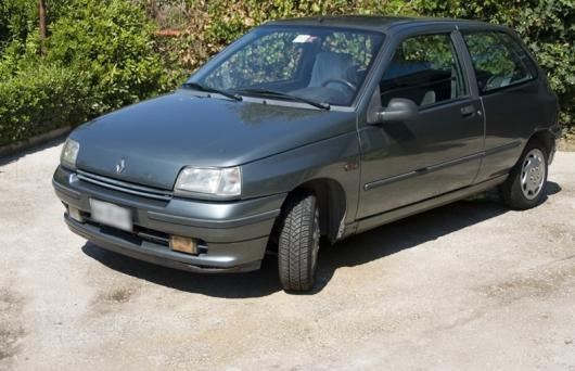 Picture of 1991 Renault Clio, exterior, gallery_worthy