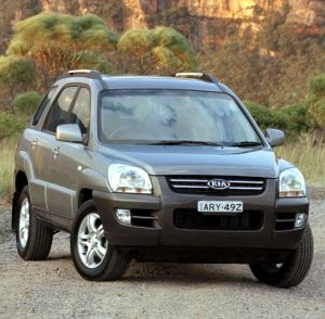 Picture of 2006 Kia Sportage