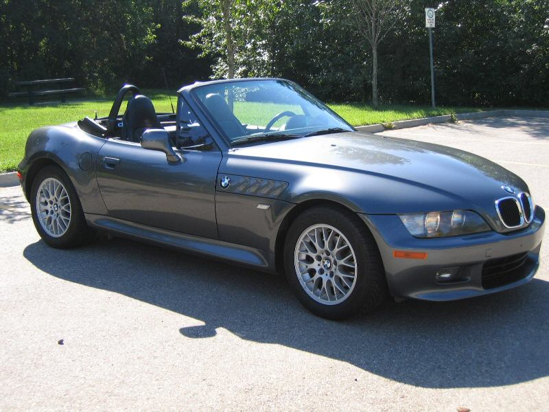 2000 BMW Z3 2 Dr 2.3 Convertible picture
