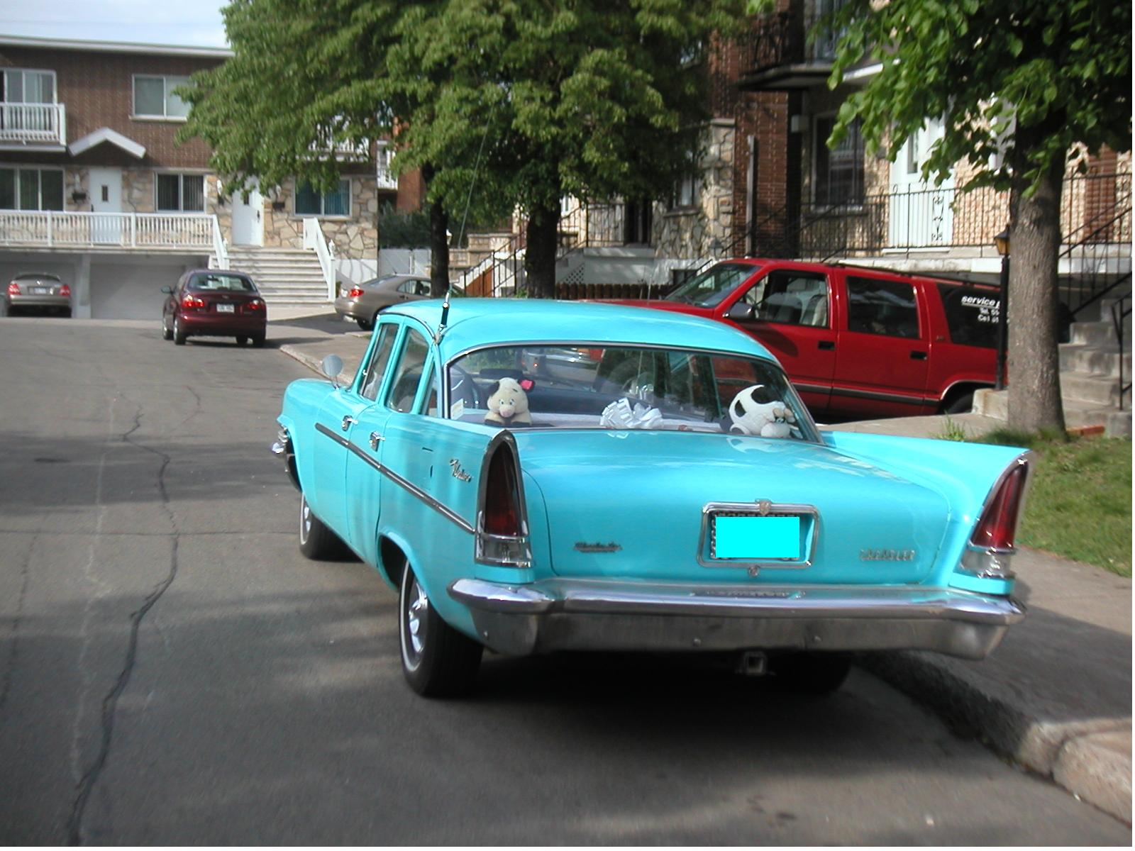 1957 Chrysler Saratoga picture, exterior