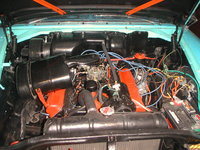 Picture of 1957 Chrysler Saratoga, engine