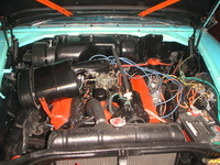 1957 Chrysler Saratoga picture, engine