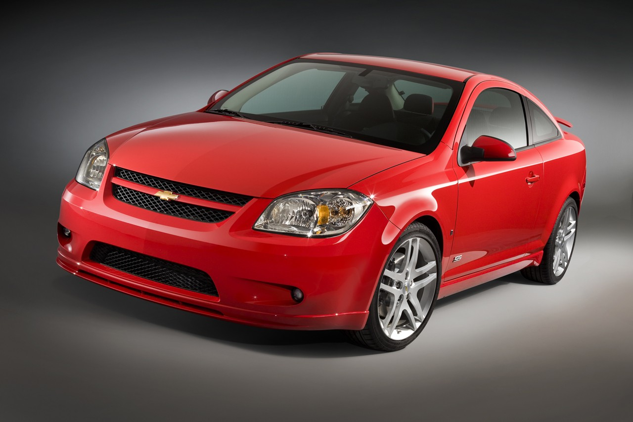 2008 Chevrolet Cobalt LS Coupe picture