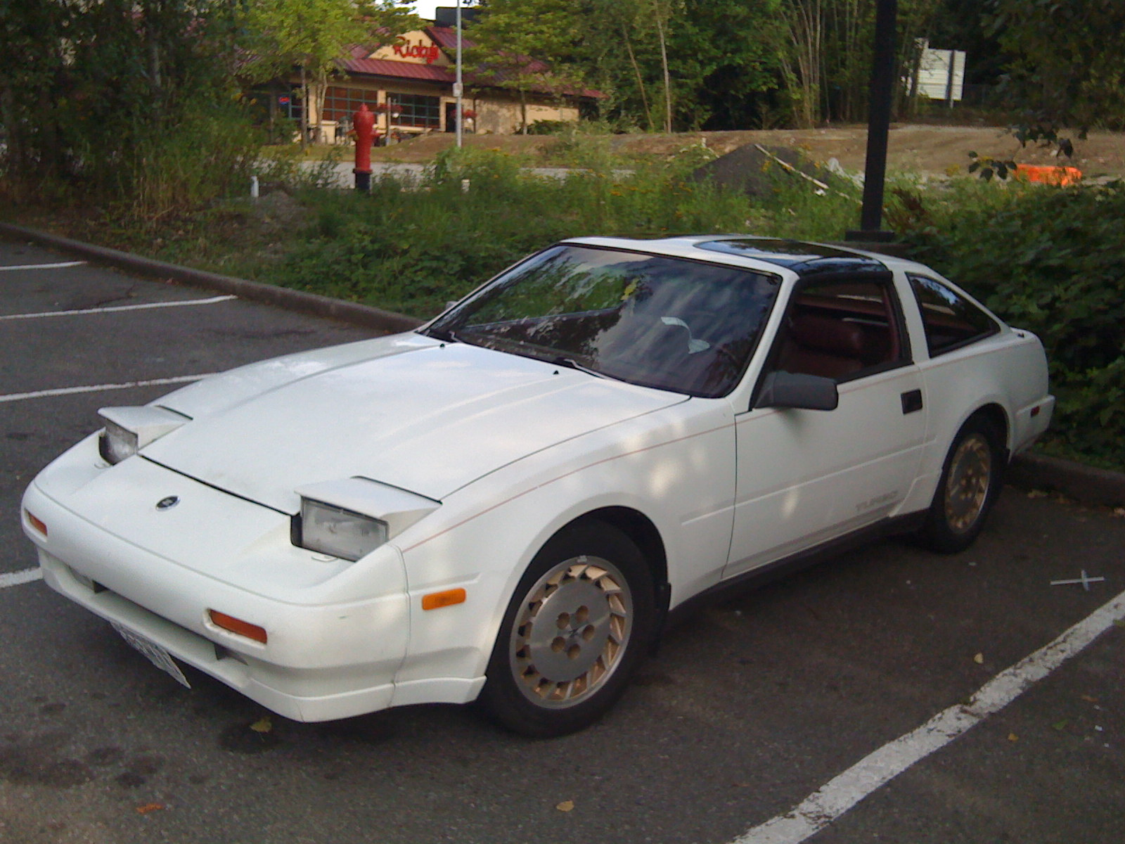 1989 Nissan 300 Zx Turbo 2 2 Related Infomation Specifications Weili Automotive Network