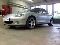 Picture of 2001 Mazda MX-5 Miata Base, exterior, gallery_worthy