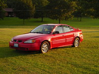 Picture of 2002 Pontiac Grand Am SE1, exterior