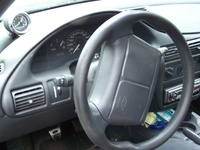 1995 Chevrolet Cavalier Base Coupe, 1995 Chevrolet Cavalier 2 Dr STD Coupe picture, interior