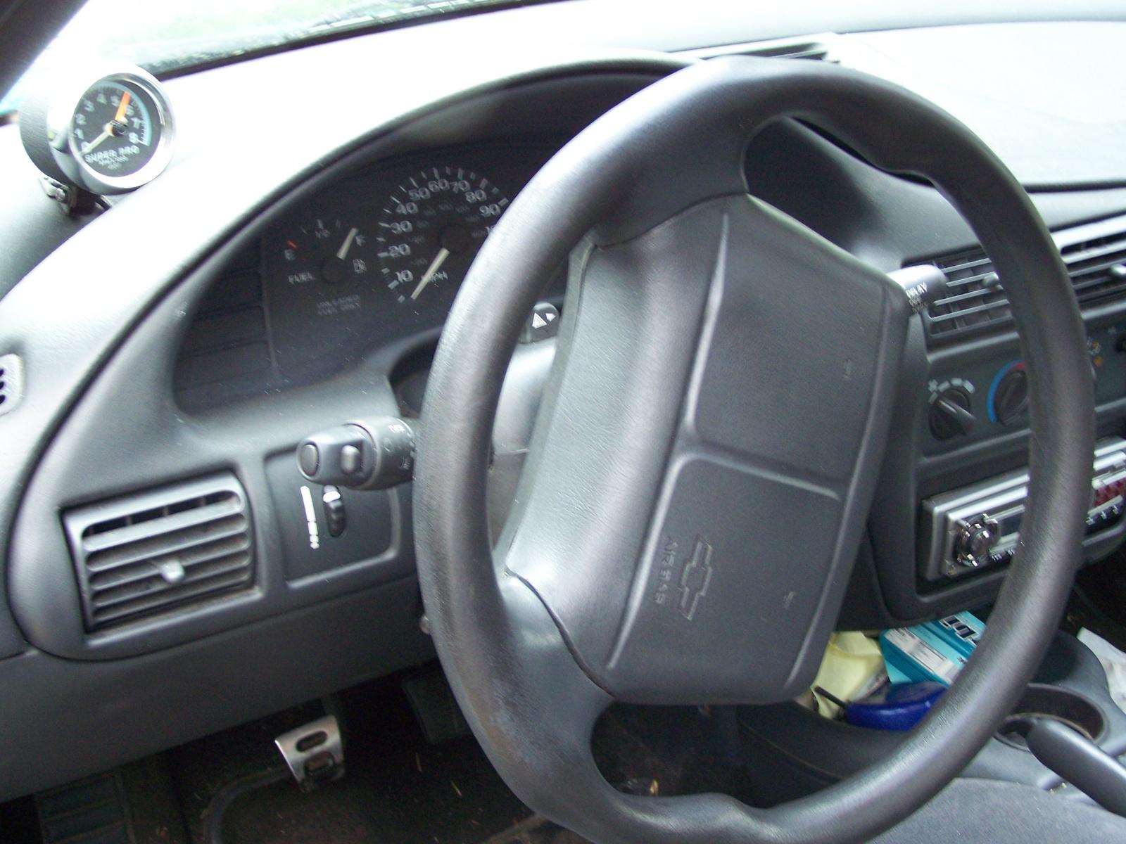 1995 Chevrolet Cavalier - Interior Pictures - CarGurus