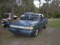 1994 Mercury Topaz Overview
