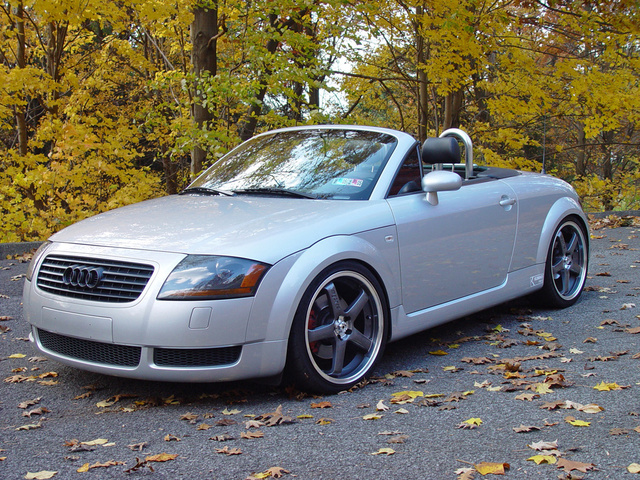 Picture of 2001 Audi TT 1.8T quattro Roadster AWD