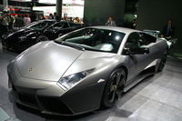 2008 Lamborghini Reventon Picture Gallery