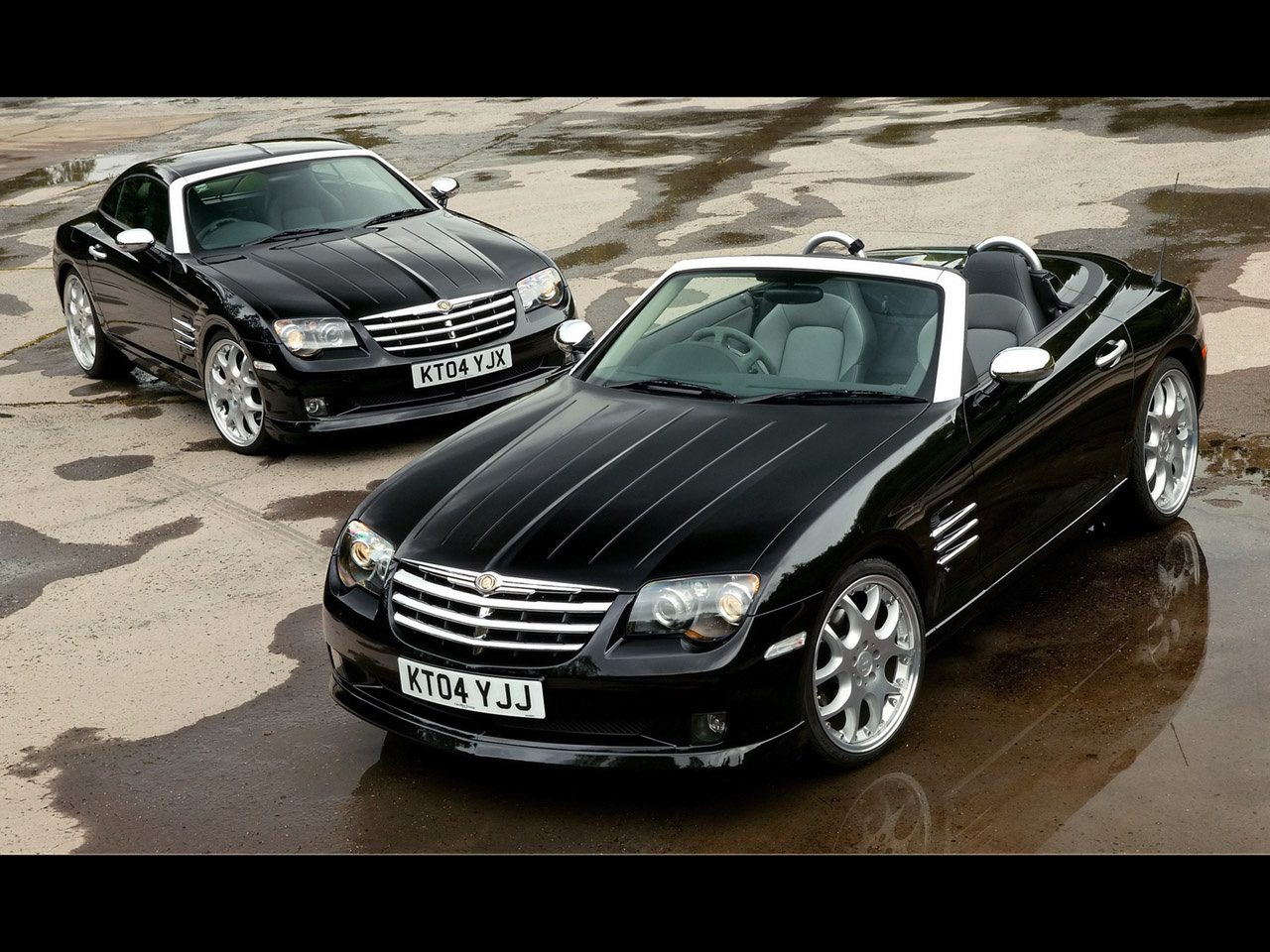 2005 chrysler crossfire srt 6 overview cargurus. Black Bedroom Furniture Sets. Home Design Ideas