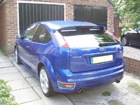 Picture of 2007 Ford Focus ZX4 ST, exterior, gallery_worthy