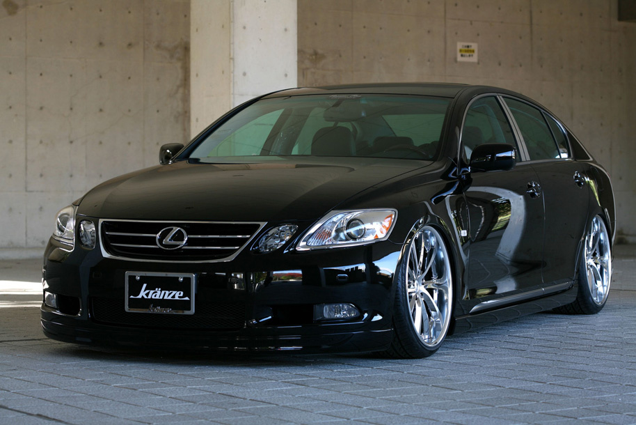 2005 Lexus Gs 300 - Overview