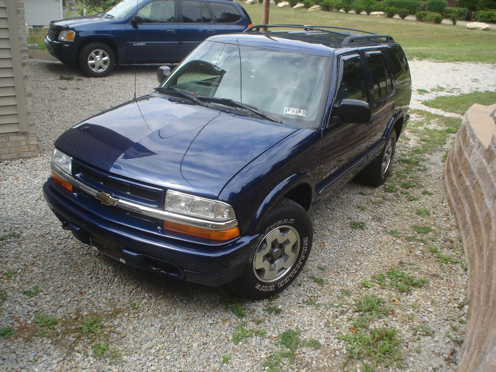 2004 Chevrolet Blazer - Overview - CarGurus