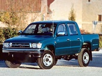 2000 Toyota Hilux Picture Gallery
