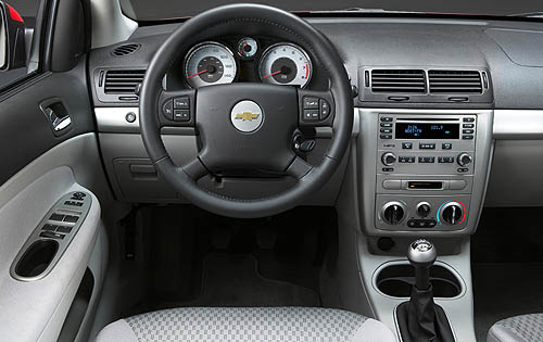 2008 Chevrolet Cobalt Interior Pictures Cargurus