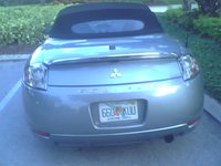 Picture of 2008 Mitsubishi Eclipse Spyder, exterior, gallery_worthy