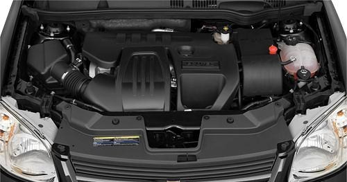 2008 Chevrolet Cobalt LT1 Coupe picture, engine