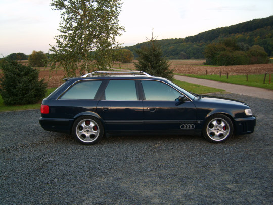 1995 Audi A6 Avant 2 0 Automatic Related Infomation Specifications Weili Automotive Network