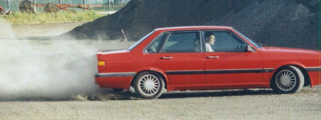 1985 Audi 4000s Quattro German Cars For Sale Blog Picture