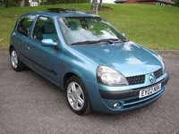 Picture of 2002 Renault Clio, exterior, gallery_worthy