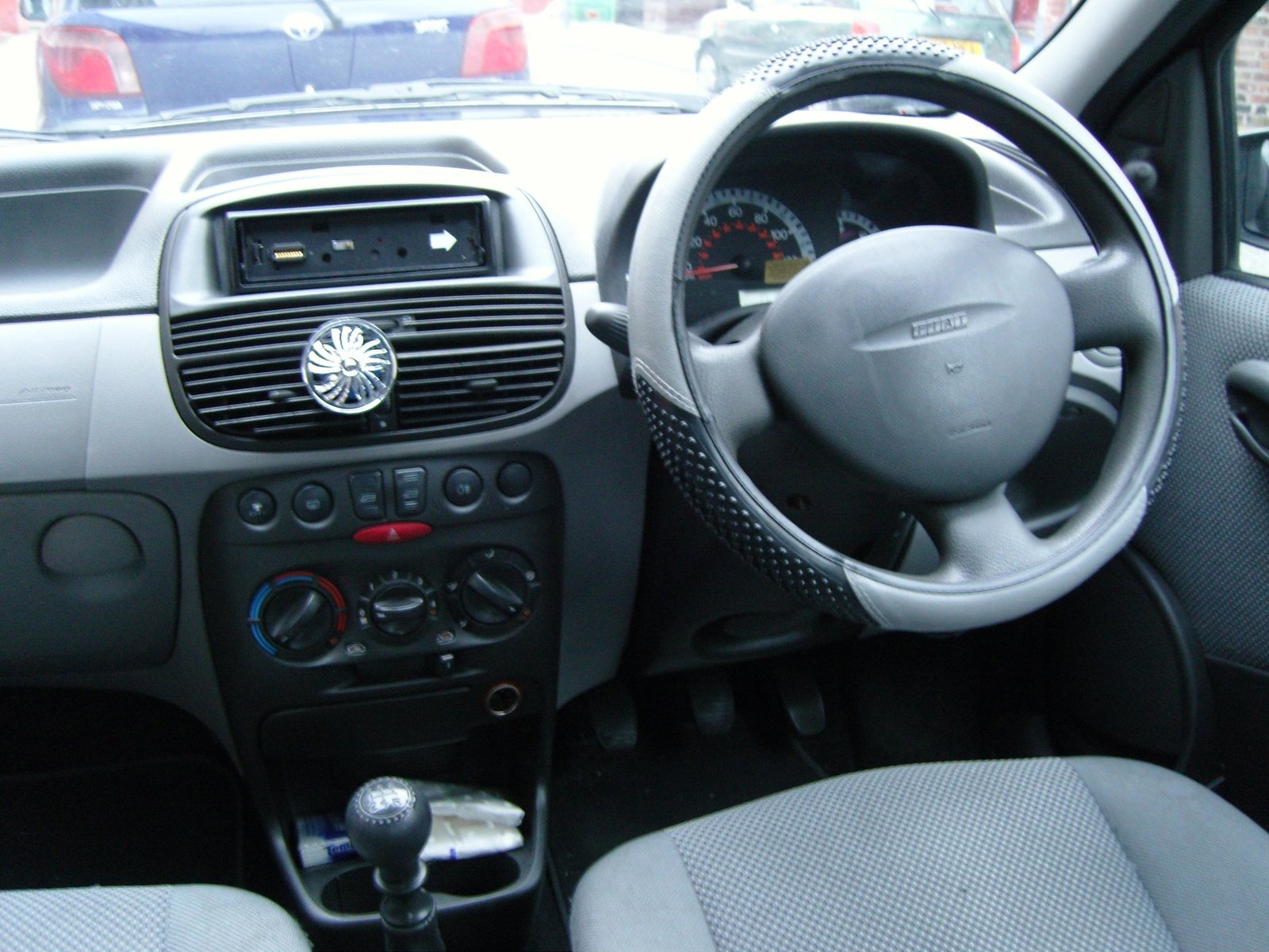 2001 fiat punto interior pictures cargurus for Fiat grande punto interieur