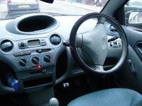 Picture of 2000 Toyota Yaris, interior, gallery_worthy